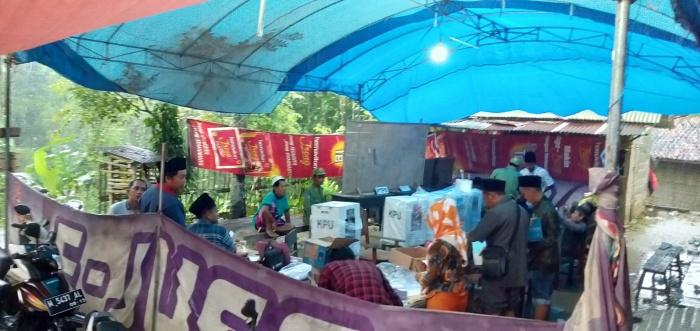 Pemilu 2019 di Madura